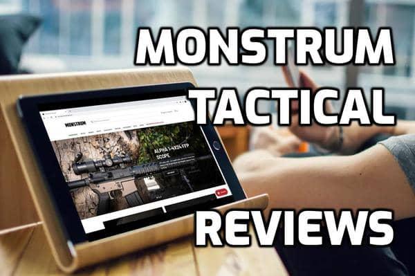 Monstrum Tactical Review