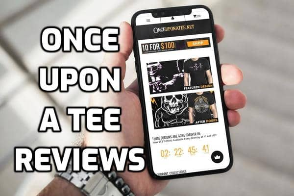 Once Upon A Tee Review