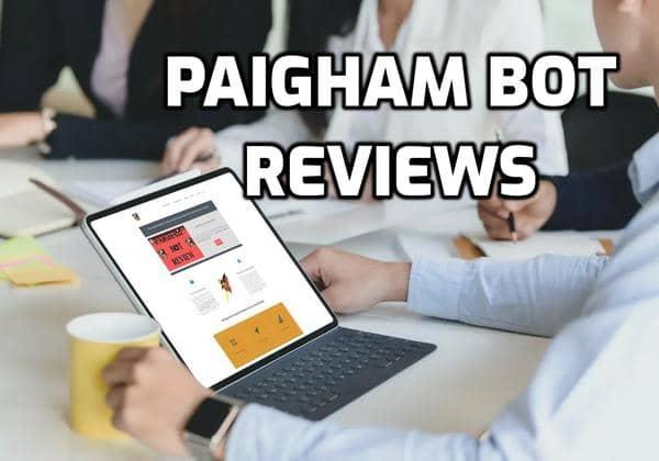 Paigham Bot Reviews