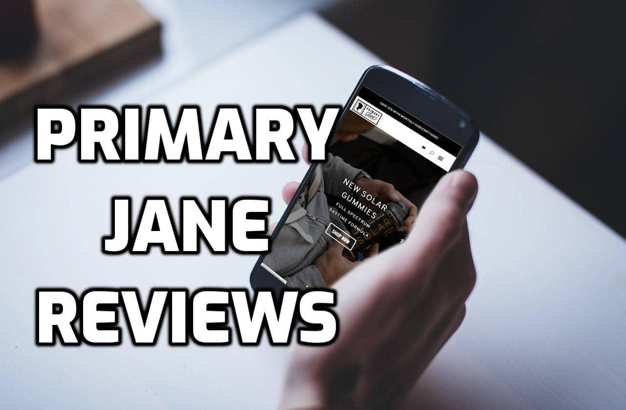 Primary Jane Reviews