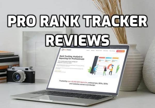 Pro Rank Tracker Review