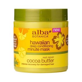 Alba Botanica Hawaiian Deep Conditioning Minute Mask