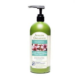 Avalon Organics Tea Tree Scalp Treatment Shampoo