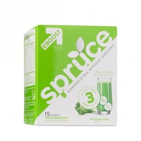 Eboost Spruce Energizing Whole Greens
