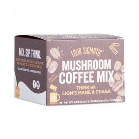 Four Sigmatic Mushroom Coffee Mix with Lion's Mane & Chaga