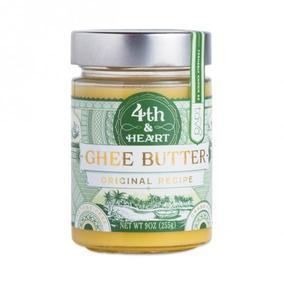 Fourth and Heart Grass Fed Original Ghee