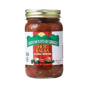 Save on Green Mountain Gringo Hot Salsa