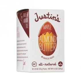 Justin's Maple Almond Butter Squeeze Pack