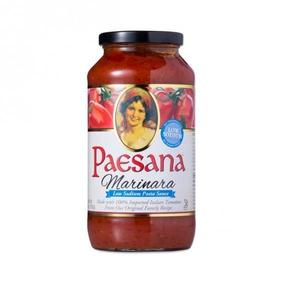 Paesana Marinara Sauce Low Sodium