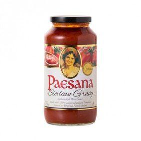 Paesana Sicilian Gravy Sauce