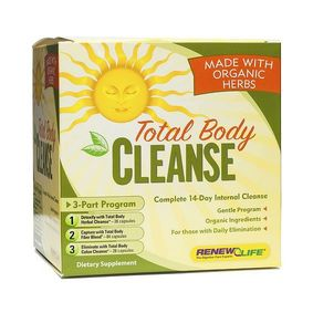 Save on ReNew Life Total Body Cleanse