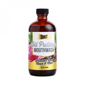 Save on The Dirt Luscious Rose Clove & Mint Mouthwash