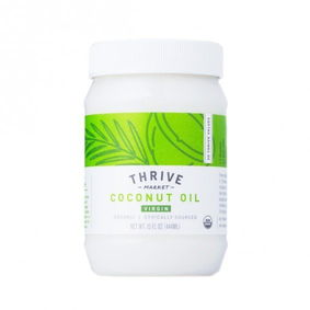 Save on Thrive Market Organic Virgin Coconut Oil