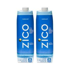 Save on Zico Pure Premium Coconut Water 2-Pack