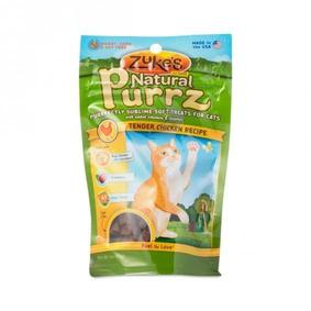Zuke's Natural Purrz Cat Treats Chicken